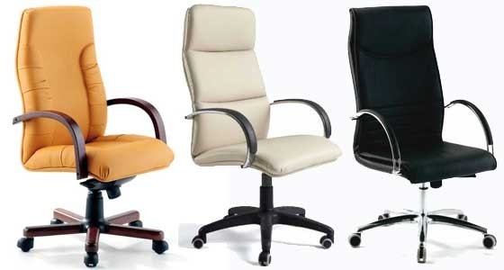 Sillas de oficina sillasofi for Sillones de direccion baratos
