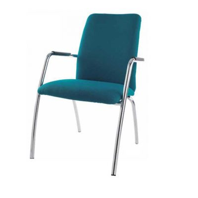 Sillón confidente apilable respaldo alto SP-40A