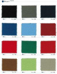 Colores Sillas de Oficina, Grupo 1/2