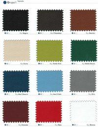Colores Sillas de Oficina, Grupo 1/3
