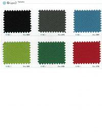 Colores Sillas de Oficina, Grupo 2/1