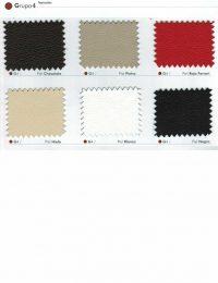 Colores Sillas de Oficina, Grupo 4